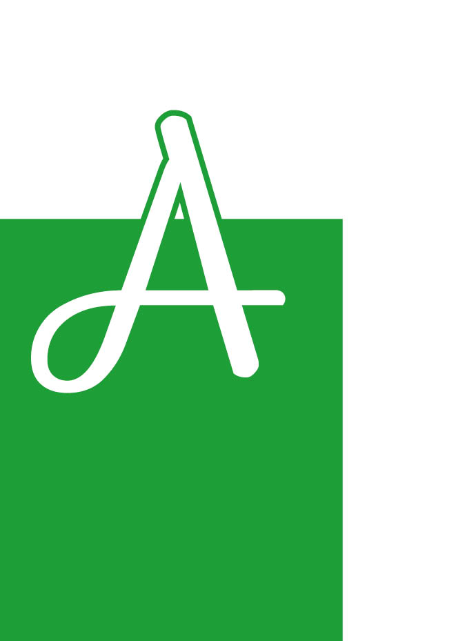 Kirjain 'A' / Ulla Konkarikoski - Apuvälineiden ABC