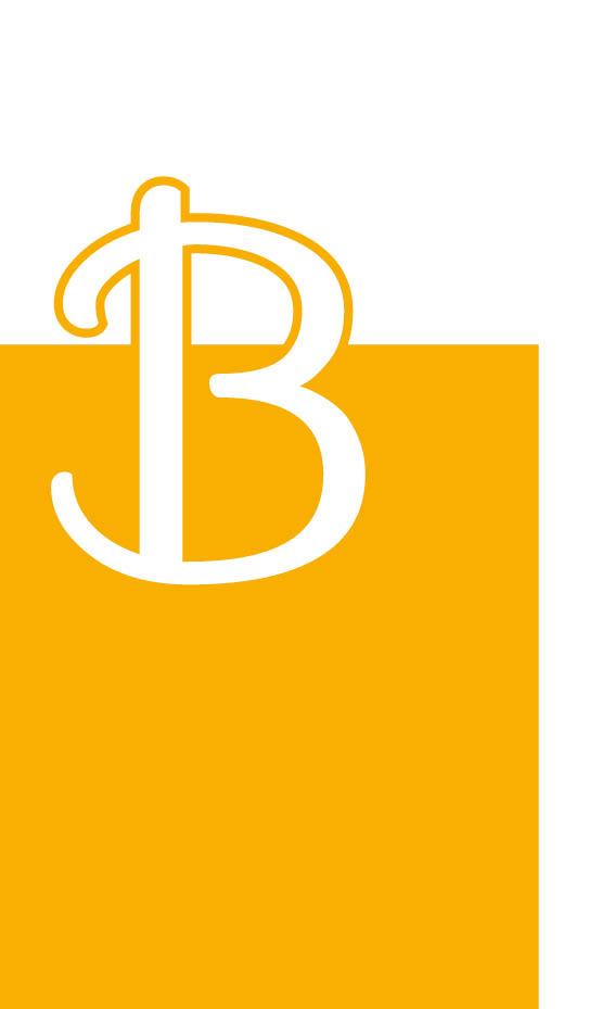 Kirjain 'B' / Ulla Konkarikoski - Apuvälineiden ABC